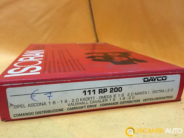 Cinghie Distribuzione Pirelli Dayco cod 111 RP 200 Opel Ascona 1.6 1.8 kadett