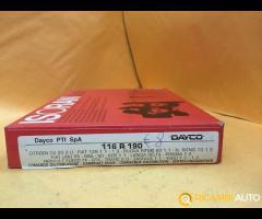 Cinghia di distribuzione Pirelli Dayco cod.116 R 190 Fiat Uno.Ritmo Citroen cz 2.0 Lancia Delta