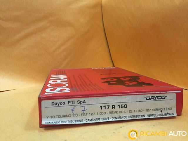 Cinghia di distribuzione Pirelli Dayco Y 10 –127 SPORT 1050, FIORINO 1050 , Ritmo 60 1050