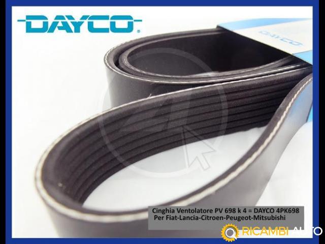 Cinghia Dayco/Pirelli ALFA-ROMEO - BMW - FIAT - HYUNDAI - KIA - LANCIA - MITSUBISCHI - TOYOTA
