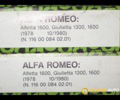 FILTRO ARIA PER ALFA GIULIETTA 1.3/1.6cc. ALFETTA 1.6 cc