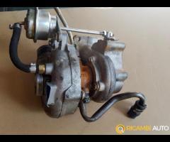 Turbina Fiat Ducato 2.8 JTD sigla 8140.43s