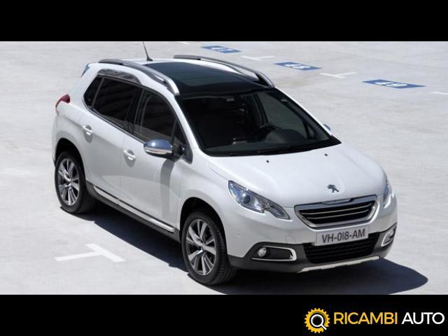 Vendo pezzi di ricambio Peugeot 2008
