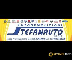 MOTORE USATO RENAULT MEGANE 2004 CODICE F9QB8