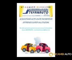 ACQUISTIAMO AUTO SINISTRATE