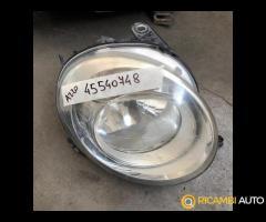 FANALE ANTERIORE DESTRO FIAT 500 DAL 07/07 RIF 45540748