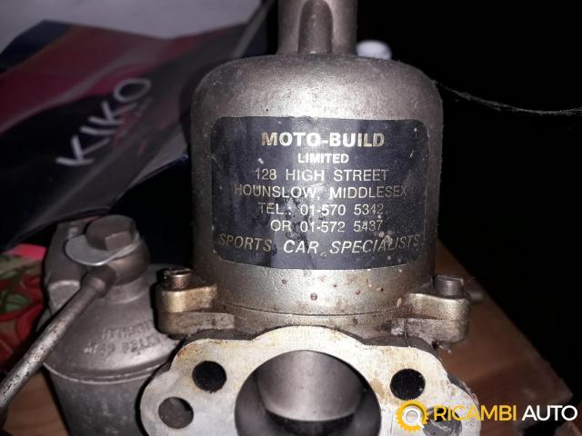 Carburatori motor build