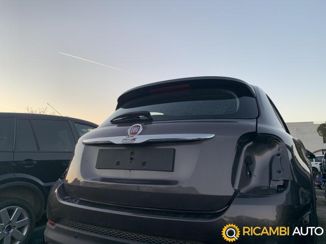 Portello Cofano lunotto Posteriore Fiat 500 X