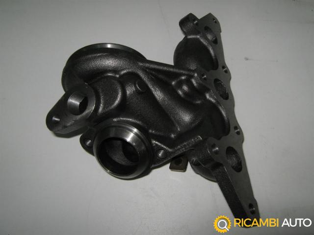 Collettore Carter Scarico Rinforzato Smart (450) 600cc Benzina
