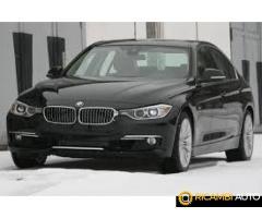 COFANO POSTERIORE BMW F31